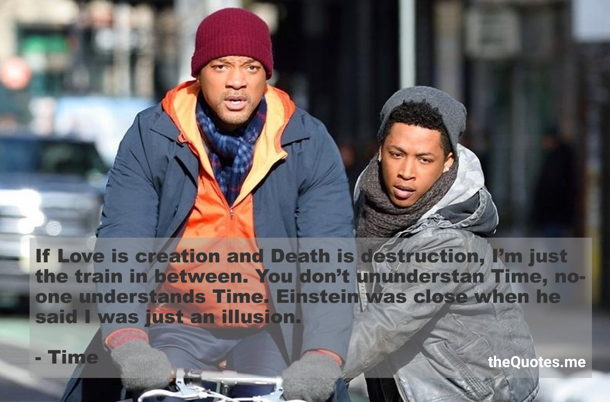 Collateral Beauty The Quotes